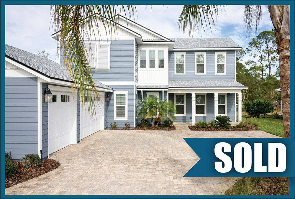 Homes Going Quickly At Avalon At Ponte Vedra Beach